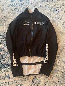 Rosti Cycling Gabba Jacket - AG2R - Eddie Merckx - Castelli RAPHA