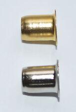 7mm Insert Socket for Shelf Support Stud Spade for 7.5mmØ Hole Bookcases