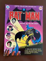 Batman - DC Limited Collectors' Edition C-37 - VF/NM- (9.0) - Off-White Pages!!