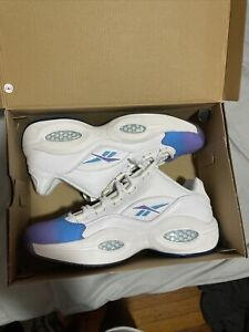"""Reebok """"Question Low""""-size 11 mens-never worn"""