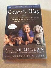 Cesar's Way, paperback book