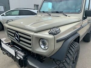 Mercedes-Benz G-class 460,461, front kit Grille and headlights bezel