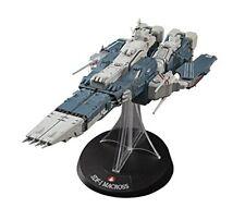 Robotech SDF-1 Macross fortress ship w/ Prometheus and Daedalus 1/4000 F/S