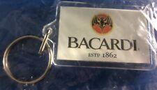 Bacardi Key Chain Flavors Big Apple Coco Grand Melon Razz O Limon Brand New