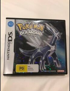 Pokemon Diamond Version (Nintendo DS, 2007)