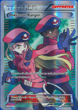 Pokemon Pokemon Ranger - 113/114 - Full Art Ultra Rare NM-Mint, English
