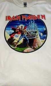 Iron Maiden Phantom Of The Opera Tour Tshirt