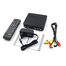 DVB-T2 Terrestrial Receiver Set-top Box H.264/MPEG-2/4 Compatible with. DVB-T TV