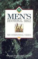 NIV Men's Devotional Bible: New International Version by Zondervan
