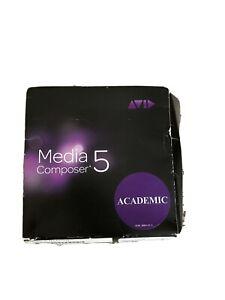 Avid Media Composer 5 Academic