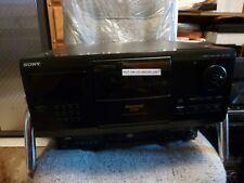 SONY Multi disc player 200 discs CDP-CX200