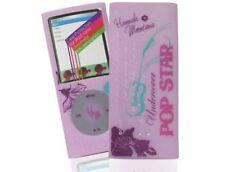 Silicone Skin Hannah Montana Protector Case Cover For Apple iPod Nano 4