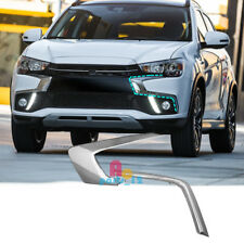 Left Front Bumper Moulding Trim For Mitsubishi Outlander Sport ASX RVR 2016-2019