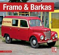 Rönicke: Framo & Barkas - DDR Lieferwagen 1949-1990 (Buch LKW Modelle) NEU