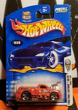 """2003 HOT WHEELS FIRST EDITIONS ** FORD F-150 ** #50 1:64 """" BAD CARD """""""