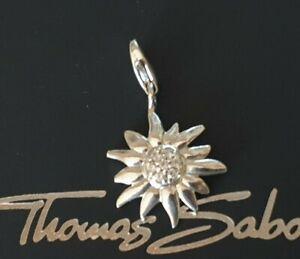 Thomas Sabo Pave Sonnen Charm Anhänger