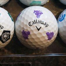1 Callaway Chrome Soft Truvis Used Golf Balls Aaaaa