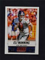 2014 Score #143 Eli Manning - NM-MT
