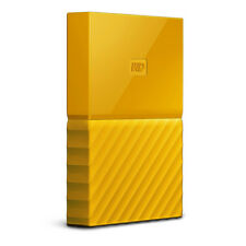"Disco duro Ext Usb3.0 2.5"" 3tb WD My Passport amarillo"