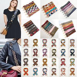 Hot Shoulder Bag Belt Strap Crossbody Nylon Adjustable Replacement Handbag Strap