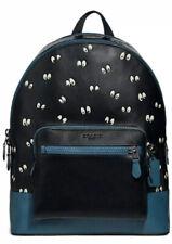 Coach x Disney Snow White Eyes Back Pack - Black NWT F72958