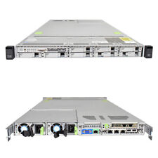 CISCO UCS C220 M3 Server 2x E5-2680 V2 10-Core CPU 2.70 GHz 16 GB RAM 8x SFF 2,5