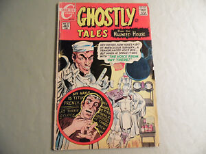 Ghostly Tales #67 (Charlton Comics 1968) Free Domestic Shipping