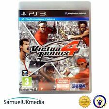 Virtua Tennis 4 (PS3) **GREAT CONDITION**