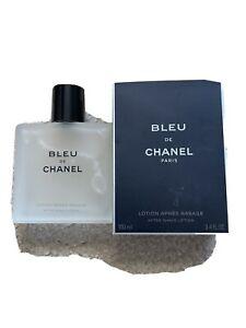 bleu de chanel after shave lotion 3.4 oz fl