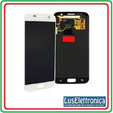DISPLAY LCD TOUCH PER SAMSUNG GALAXY S7 SM-G930F GH97-18523D COLORE BIANCO SERVC