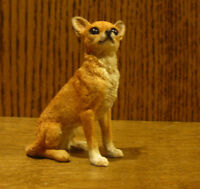 "Animal Figurines by Castagna 0892 CHIHUAHUA, NEW/Box MADE IN ITALY, 3.5""  DOG"