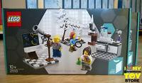 RETIRED - LEGO 21110 IDEAS #008 RESEARCH INSTITUTE (2014) - MISB