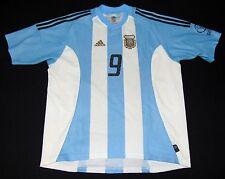 Argentina WC 2002 Batistuta Home Shirt Fiorentina Maglia AS Roma Jersey Boca Jrs