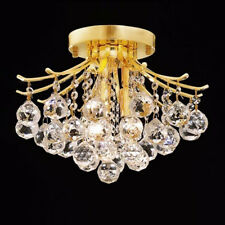 New! Crystal Chandelier Toureg Gold 12X12