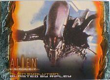 CARTES - CARDS DE COLLECTION SERIE CINEMA FILM ALIEN NUMERO 68