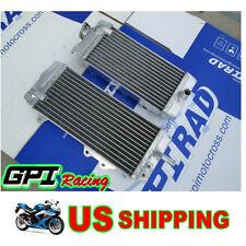 FOR Kawasaki KX250F KXF250 KX 250 F 2011-2016 2015 2014 2013 aluminum radiator