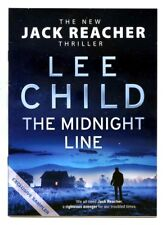 THE MIDNIGHT LINE The New Jack Reacher Thriller LEE CHILD - Exclusive SAMPLER