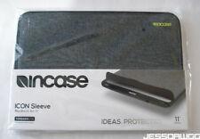 """new Incase 11"""" Icon Sleeve for 11"""" MacBook Air Tensaerlite"""