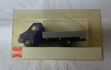 Busch - 1:87  H0  47970 Iveco Daily Pritsche   OVP