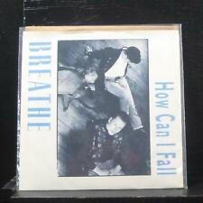 "Breathe - How Can I Fall 7"" Mint- AM-1224 Vinyl 45 USA 1988 A&M Records"