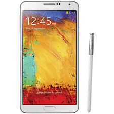 Samsung Galaxy Note 3 SM-N900A - 32GB Classic White (AT&T/Unlocked) Smartphone