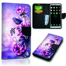 Bolsa de móvil flip cover, funda protectora, funda, protección plegable bolsa estuche Wallet bumper nbt-85