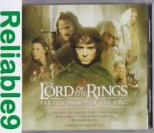 Lord of the Rings: The Fellowship of the Ring Soundtrack CD New not sealed AUS