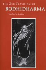 The Zen Teaching of Bodhidharma-ExLibrary
