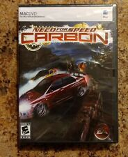 Need for Speed: Carbon (Apple, 2007) Mac NEW
