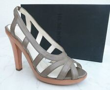 Jil Sander Gr 36 Plateau Sandaletten High Heels Schuhe Shoes  neu UVP 550€