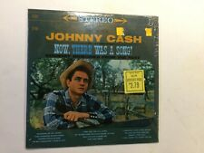 Johnny Cash – Now, There Was A Song! - Columbia – CS 8254 vinyl lp vg+/vg+