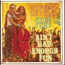 LITTLE FEAT - AINT HAD ENOUGH FUN (New & Sealed) Classic Rock CD #803341367722