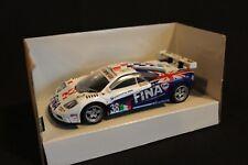 Schuco McLaren F1 GTR 1996 1:43 #38 Laffite / Soper / Duez 24h Le Mans 1996