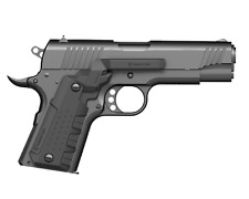 Recover Tactical Clip & Grip for The Compact 1911 Models - CG11 BLACK